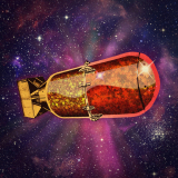 CharlotteChurch-Sing08Glitterbombed