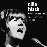CillaBlack-Sing10DontAnswerMe